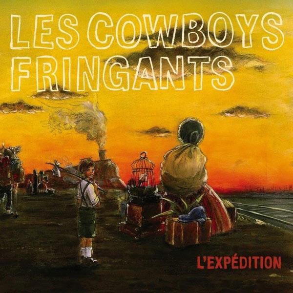 L'expedition Cowboys Fringants